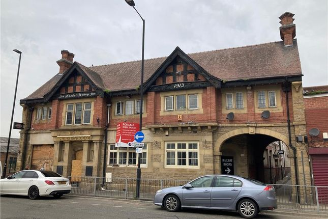 Thumbnail Commercial property for sale in 154 St. Sepulchre Gate West, Doncaster, South Yorkshire