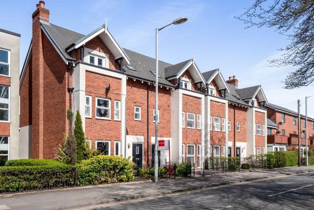Thumbnail Town house to rent in Nell Lane, Manchester