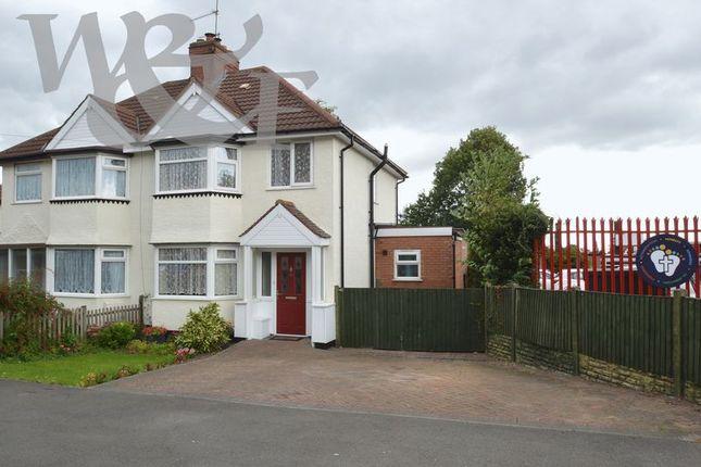 Thumbnail Semi-detached house for sale in Spring Lane, Erdington, Birmingham
