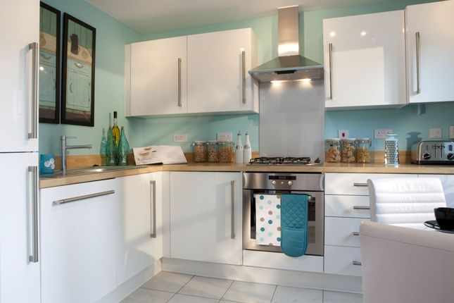 """Thumbnail End terrace house for sale in """"Woodcote"""" at Croft Drive, Moreton, Wirral"""