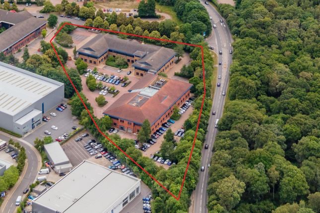 Thumbnail Office to let in Buildings A And B, Bartley Wood Business Park, Hook, Hook