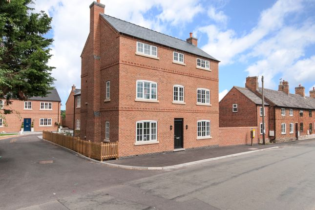 Thumbnail Detached house for sale in Main Street, Long Whatton, Loughborough, Leicestershire