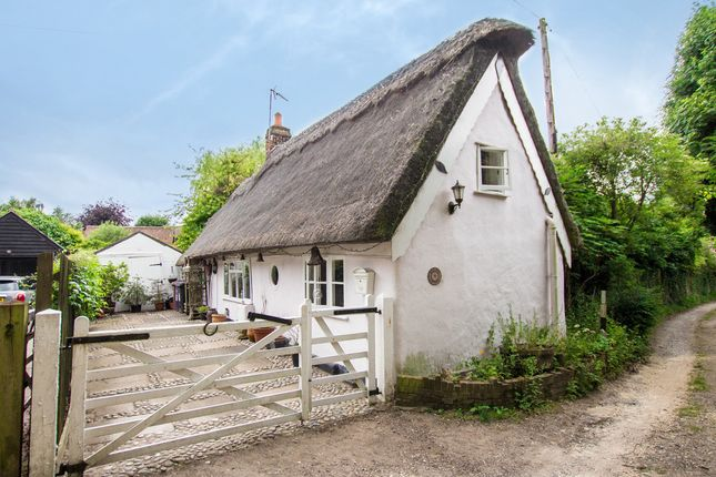 Thumbnail Cottage for sale in Pudding Lane, Barley, Royston