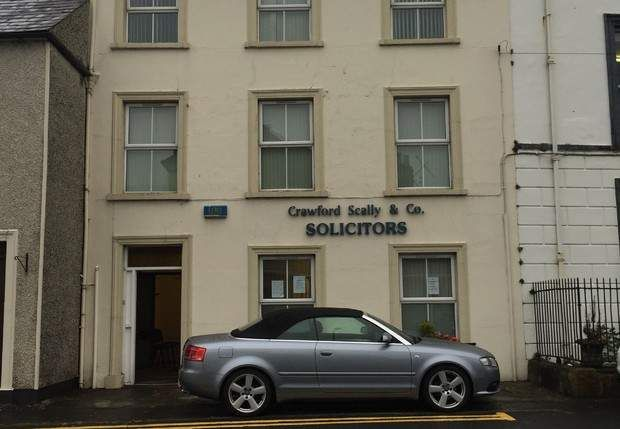Thumbnail Office for sale in Bowling Green, Strabane, County Tyrone