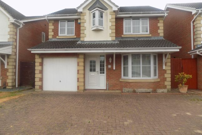 4 bed detached house to rent in Gainsborough Crescent, Billingham TS23
