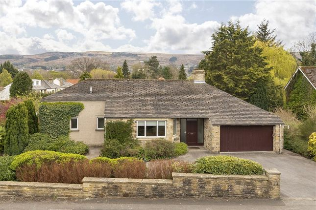 Thumbnail Bungalow for sale in Ilkley Road, Manor Park, Burley In Wharfedale, Ilkley