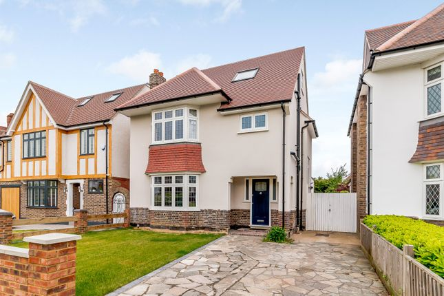Thumbnail Detached house for sale in Manor Drive, Esher