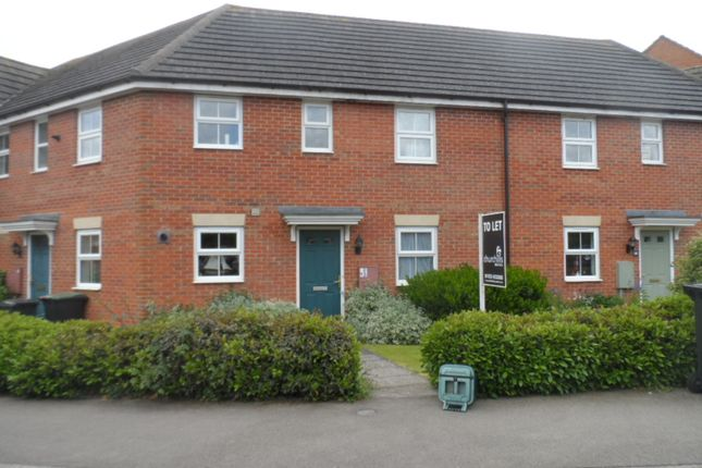 Thumbnail Flat for sale in Presland Way, Irthlingborough