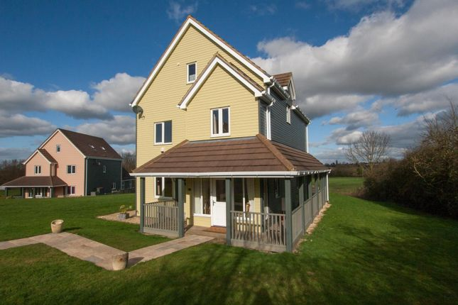 Thumbnail Detached house for sale in Vastern, Royal Wootton Bassett, Swindon