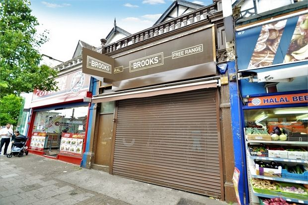Commercial property for sale in Walm Lane, London