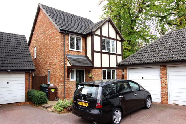 Thumbnail Detached house for sale in Harlech Road, Abbots Langley