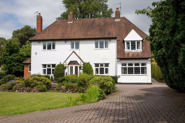 Thumbnail Detached house for sale in Southdown, Prestwood Drive, Stourbridge, West Midlands