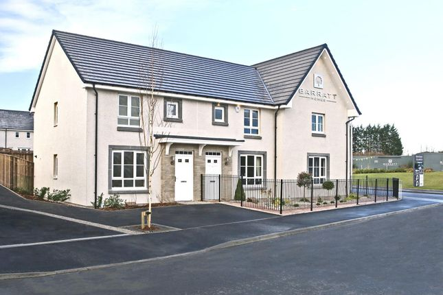 "Thumbnail Terraced house for sale in ""Balfour"" at Mugiemoss Road, Bucksburn, Aberdeen"