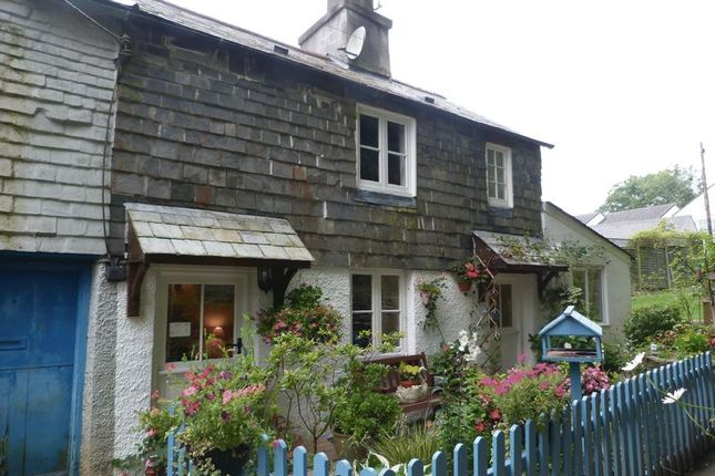 Thumbnail Cottage to rent in Russell Street, Liskeard