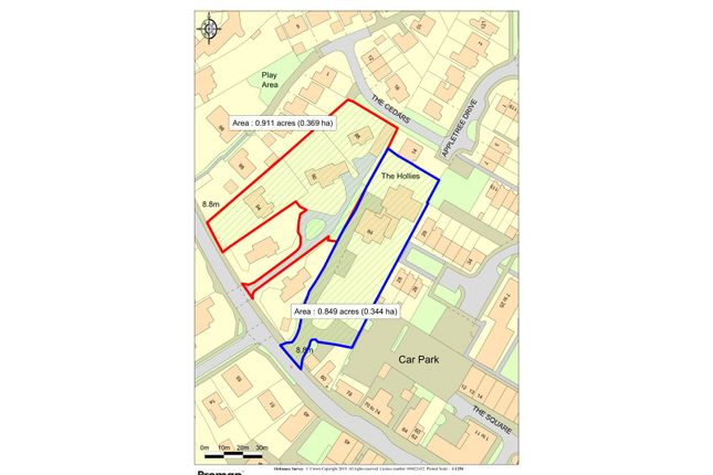 Thumbnail Land for sale in Barnham Road, Barnham, Bognor Regis
