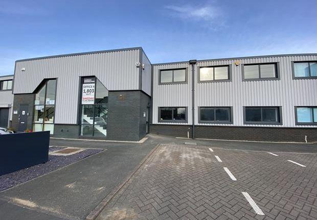 Thumbnail Office to let in 4 Glendale Business Park, Sandycroft Industrial Estate, Deeside, Flintshire