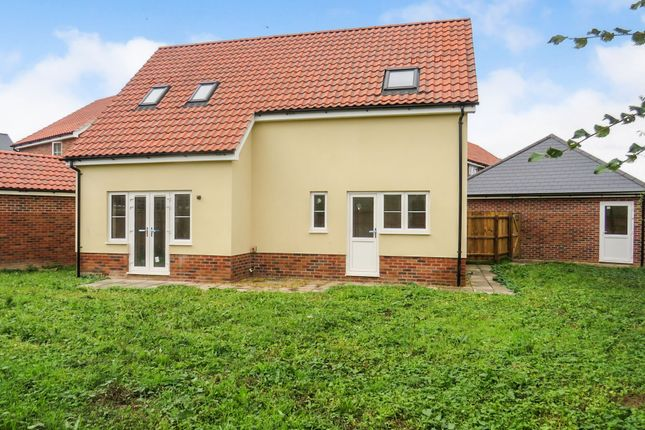 Thumbnail Property for sale in Mildenhall Road, West Row, Bury St. Edmunds