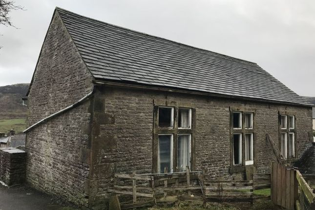 Thumbnail Cottage for sale in Charlotte Street, Bradwell, Hope Valley
