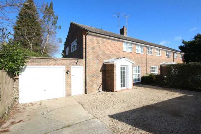 Thumbnail Semi-detached house to rent in Park Road, Bracknell