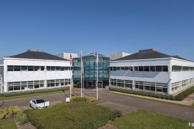 Office to let in 1 Longwalk, Stockley Park, Uxbridge