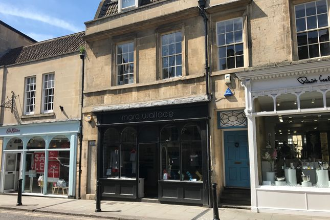 Thumbnail Retail premises to let in 5 Broad Street, Bath, Somerset