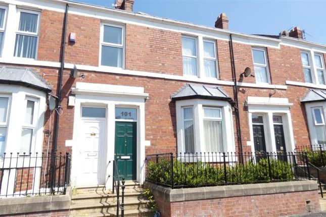 Thumbnail Terraced house to rent in Rawling Road, Bensham, Gateshead