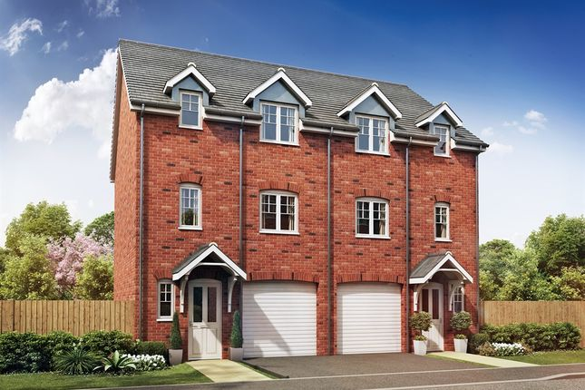 "Thumbnail Semi-detached house for sale in ""The Lydford "" at Raddlebarn Road, Selly Oak, Birmingham"