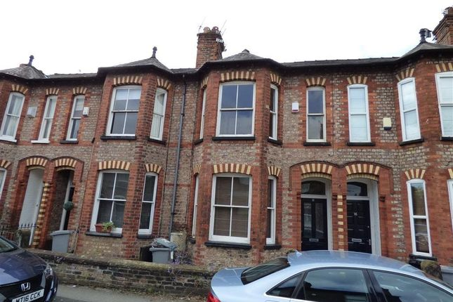 Thumbnail Terraced house to rent in Bath Street, Hale