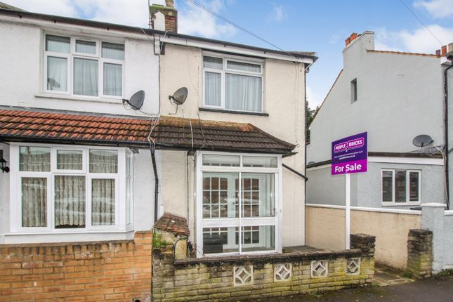 Thumbnail Flat for sale in Standard Road, Enfield