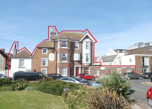 Thumbnail Hotel/guest house to let in Sea Beach House Hotel, 39-40 Marine Parade, Eastbourne, East Sussex