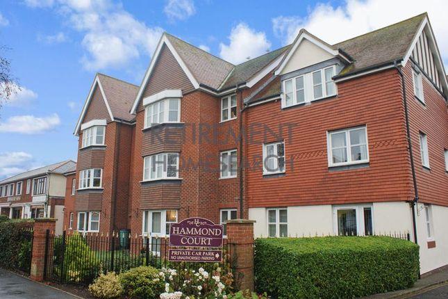 Thumbnail Flat for sale in Hammond Court, Frinton-On-Sea