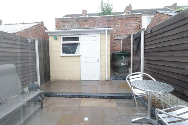 External of Edward Street, Swinton, Mexborough S64