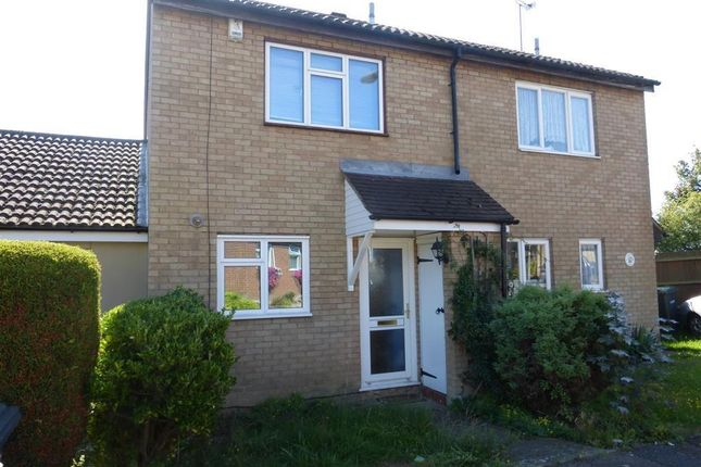 Thumbnail Property to rent in Repton Close, Luton