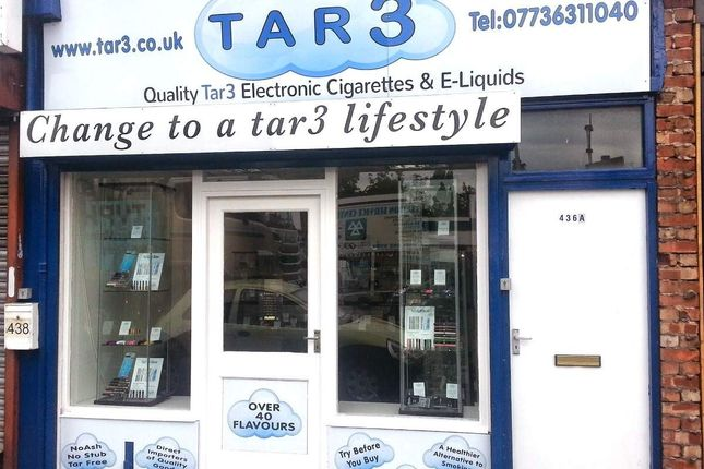 Thumbnail Retail premises for sale in Gorton Road, Reddish, Stockport