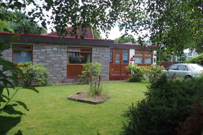 Thumbnail Bungalow for sale in Moyness Park Drive, Blairgowrie