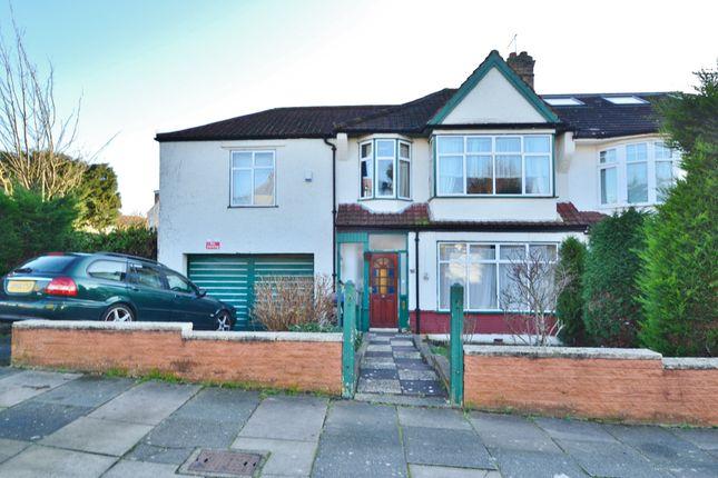 Thumbnail End terrace house for sale in Bohun Grove, East Barnet