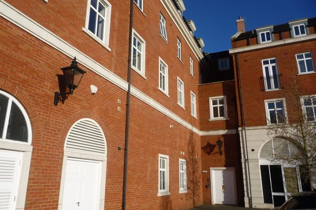 2 bed flat to rent in Market House, Dickens Heath, Solihull B90