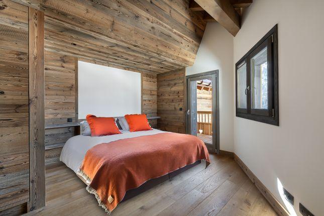 Bedroom of Meribel, Rhone Alps, France