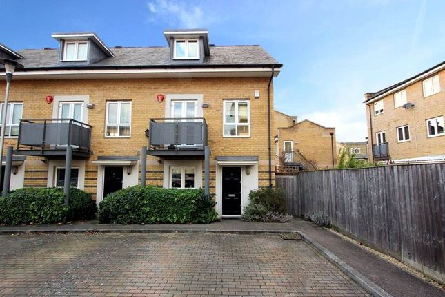 Thumbnail End terrace house for sale in Dumas Way, Watford