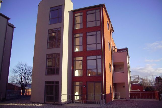Thumbnail Flat for sale in Church Street, Beeston, Nottingham