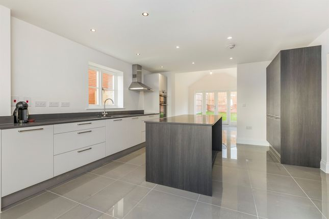 Thumbnail Detached house for sale in Cheney Park, Middleton Cheney, Banbury