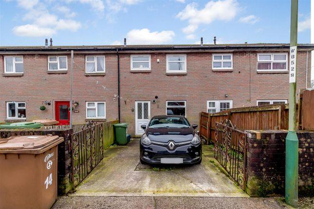 Thumbnail Terraced house for sale in Thomas Fields, Rhymney, Tredegar
