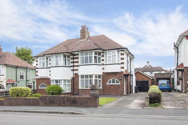 Thumbnail Semi-detached house for sale in Melfort Road, Newport