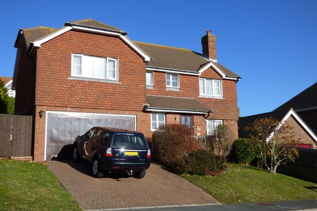 Thumbnail Detached house for sale in Duchess Drive, Seaford