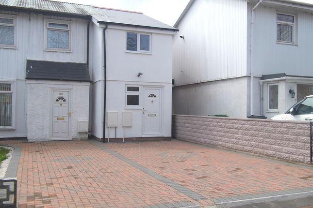 Thumbnail End terrace house for sale in Aberdulais Road, Gabalfa, Cardiff
