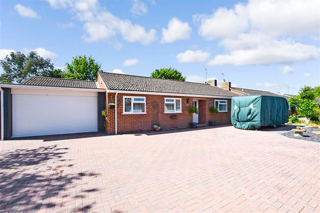 Thumbnail Detached bungalow for sale in Old Manor Road, Rustington, West Sussex