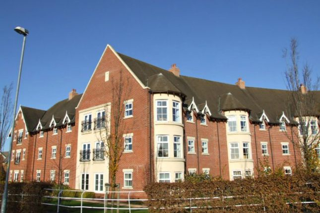 Thumbnail Flat to rent in Flat 2 Tiverton Court, Kingsmead, Northwich, Cheshire