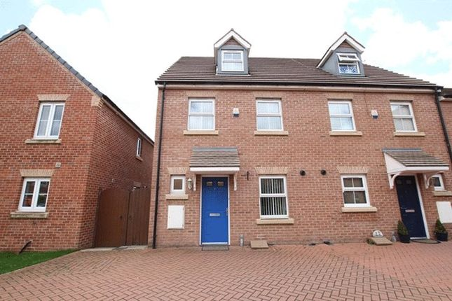 Thumbnail Terraced house for sale in Grimsby Court, Cressington Heath, Liverpool