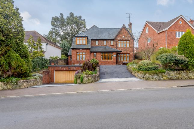 Thumbnail Detached house for sale in Davenham Avenue, Northwood