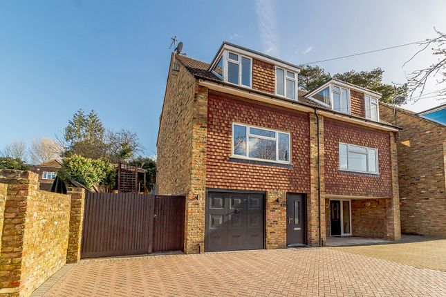 Town house for sale in The Street, Effingham